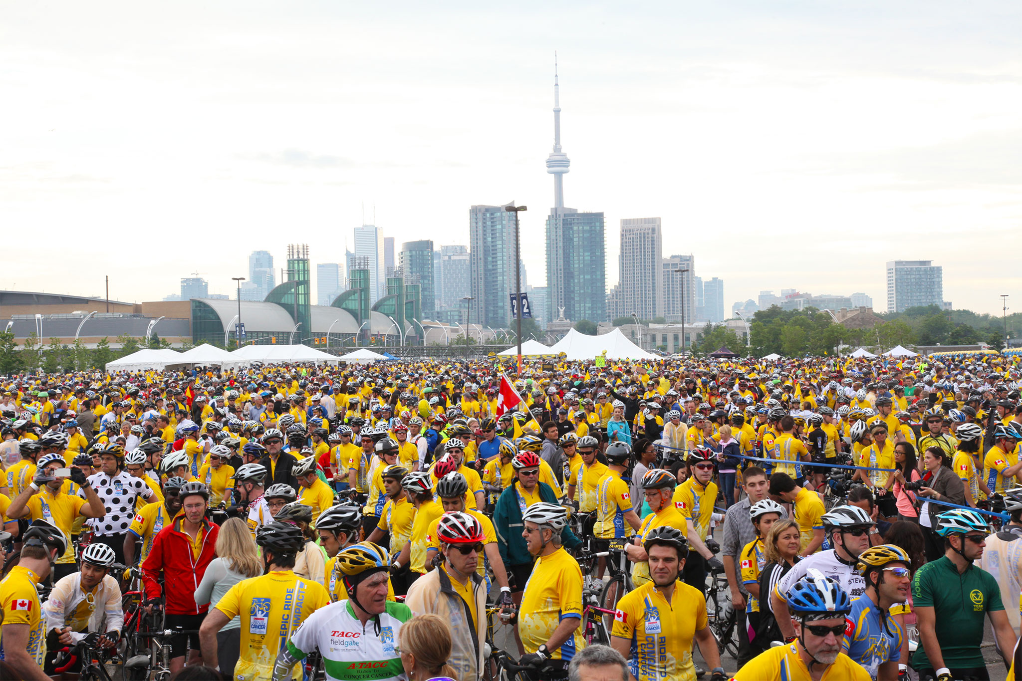 Ride to Conquer Cancer 2016