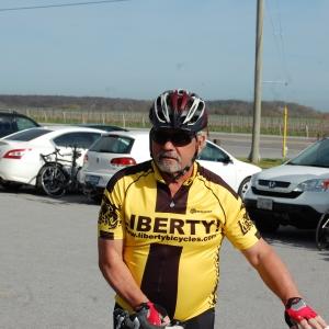 New rider Bob!